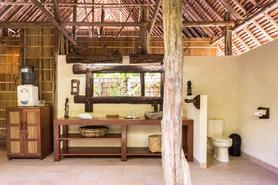 Private bathroom in Bungalow.