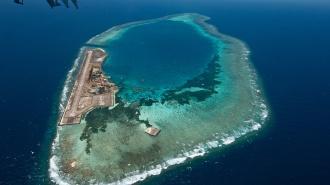 Layang Layang Island.