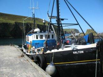 MV Halton.