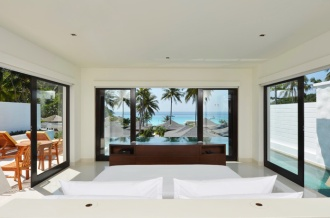 2 Bedroom Grand Pool Villa.