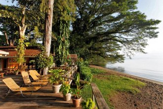 Walindi Plantation Resort.