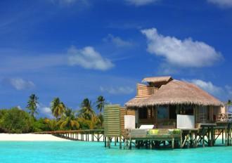 Lagoon Water Villa.