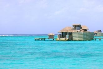 Laamu Water Villa.