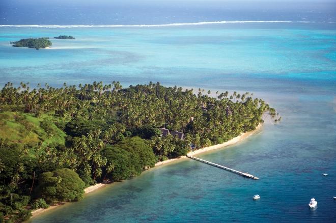 Cousteau Resort. Savusavu. Vanua Levu. Fiji Islands