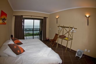 All Ocean View Rooms.