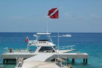 Dive Boat.