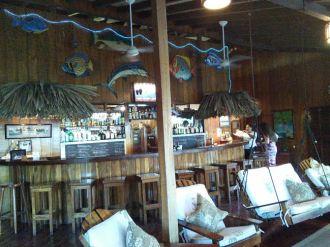 Bar in Lodge.
