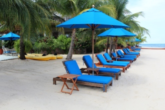 Beautiful Beach with Guest Only Amenities.