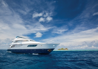 Blue Honors Legacy Liveaboard.