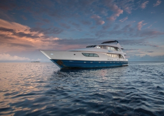 M/Y Blue Honors Legacy Liveaboard