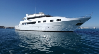 M/Y Blue Horizon Liveaboard.