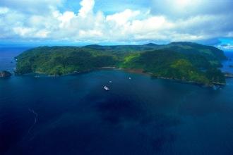 Cocos Island.