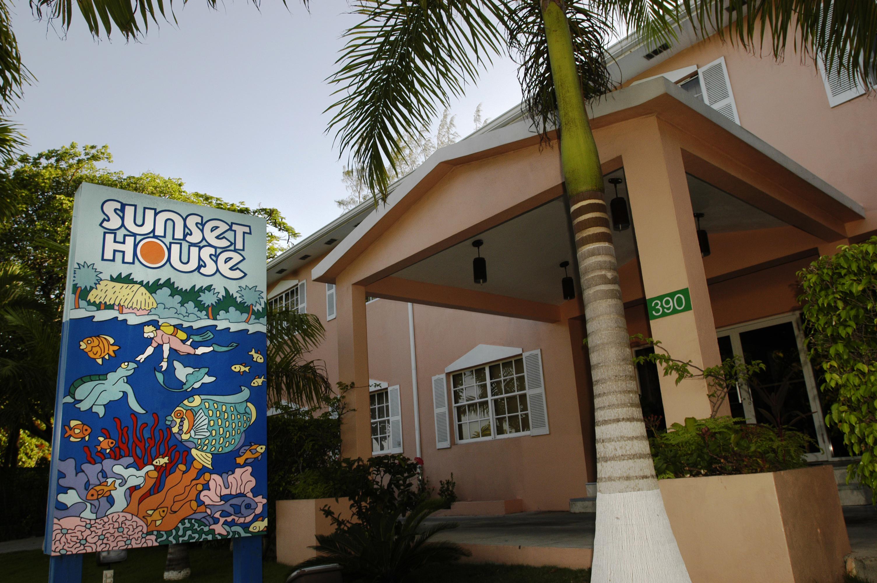 Grand Cayman Island Sunset House