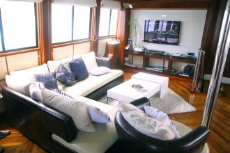 Humboldt Explorer Lounge.