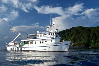 Undersea Hunter Liveaboard.