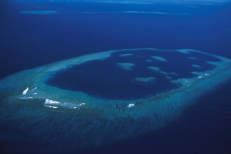 Clipperton Atoll.