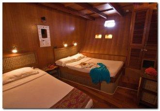 Very nice cabins.