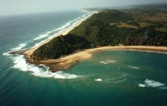Ponta Do Ouro in Mozambique.