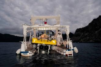Deepsee Submersible.