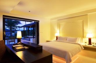 Spa Pool Suite.