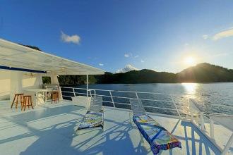 Sun Deck Undersea Hunter.
