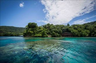 Tawali Dive Resort.
