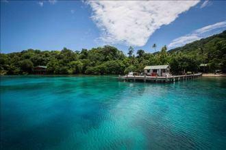 Tawali Dive Resort.