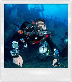 Tech Diver.