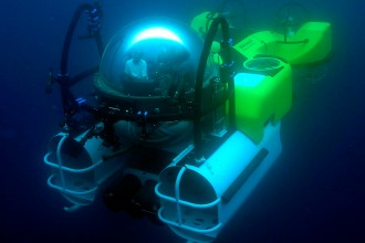 Deepsee Submersible.