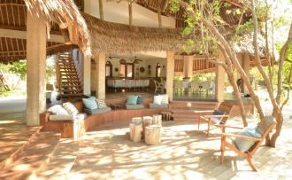 Casamina Private Villa Dining Room.