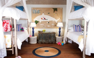 Casamina Private Villa Kids Bedroom.