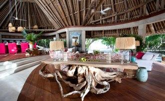 Casamina Private Villa Lounge / Dining Room.