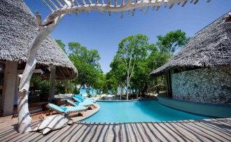 Casamina Private Villa Pool.