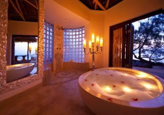 Quilalea Villa Bathroom.