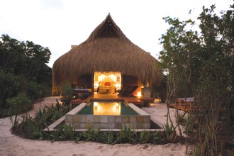 Infiniti Pool Villa.