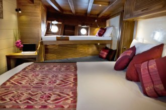 Cabin # 3.