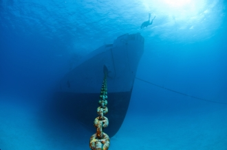 Great Ship Wreck dives.
