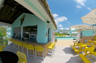 Eagle Rays Bar and Grill.