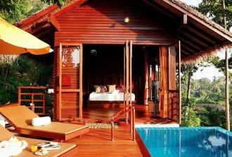 Zeavola Pool Villa Suite.