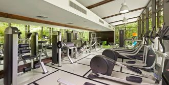Fitness Centre.