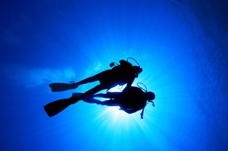 The most experienced divers visit Andaman