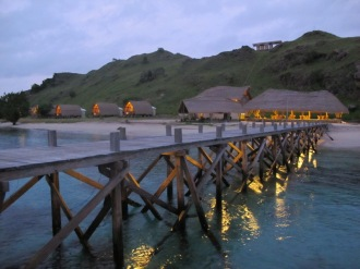 Komodo Resort Pier