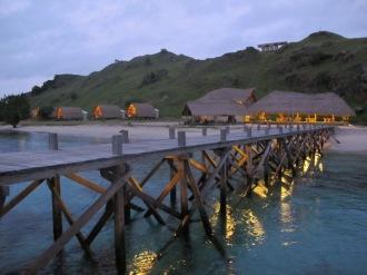 Komodo Resort Pier