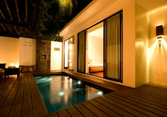 Sea View Pool Villa.