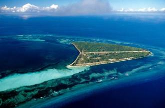 Alphonse Island.