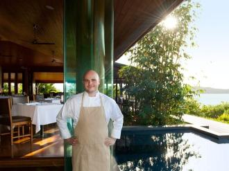 Executive Chef Alastair Waddell.