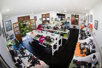 Camera Room.