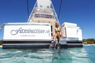 Fascination Boat.