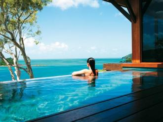 Windward Pavilion Plunge Pool.