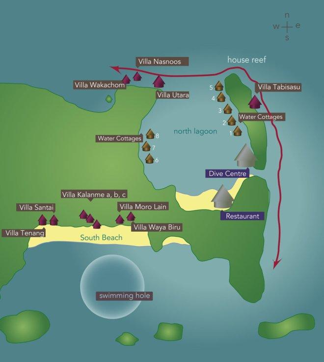 Misool.island.map